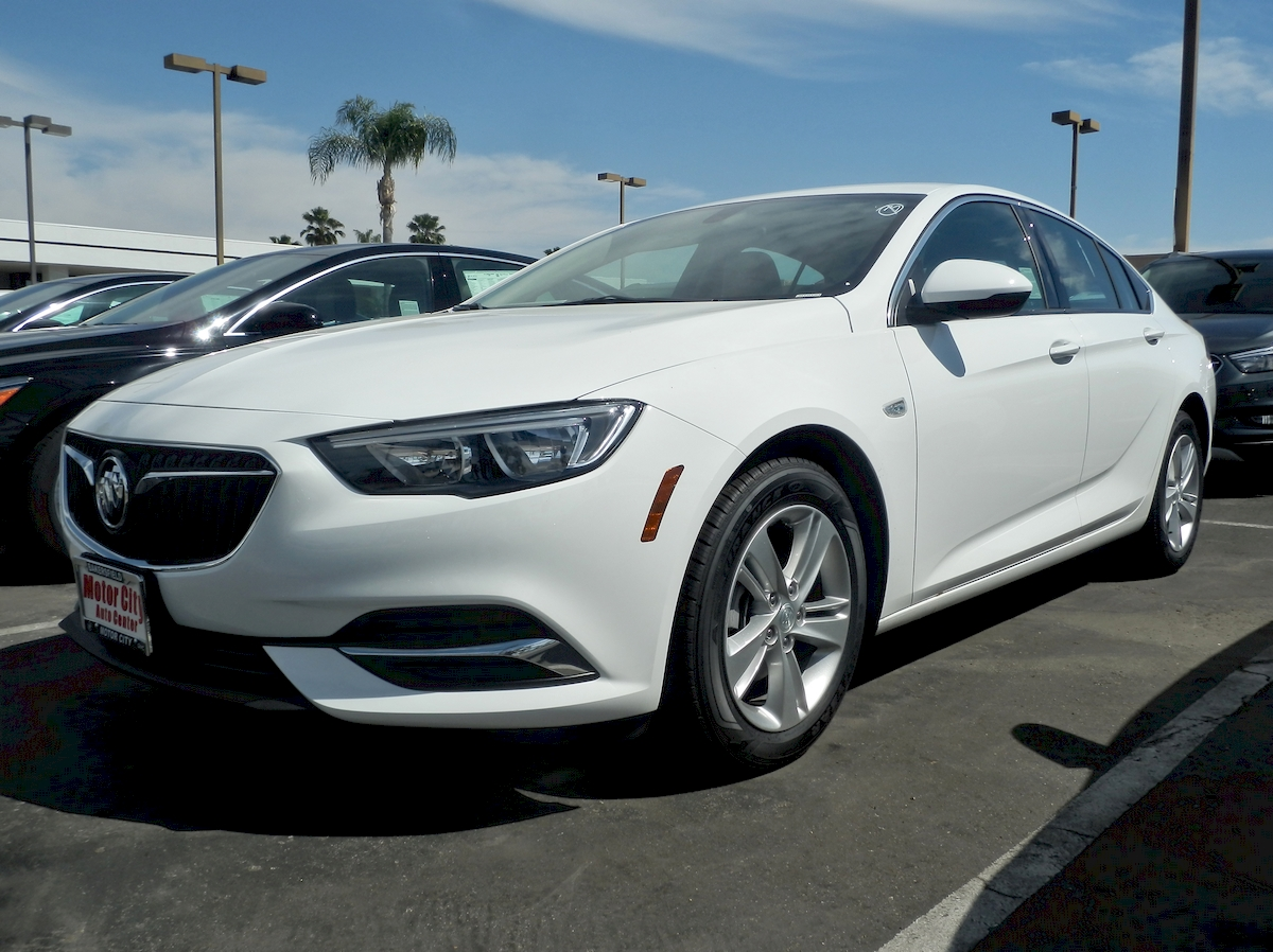 Image of BUICK REGAL