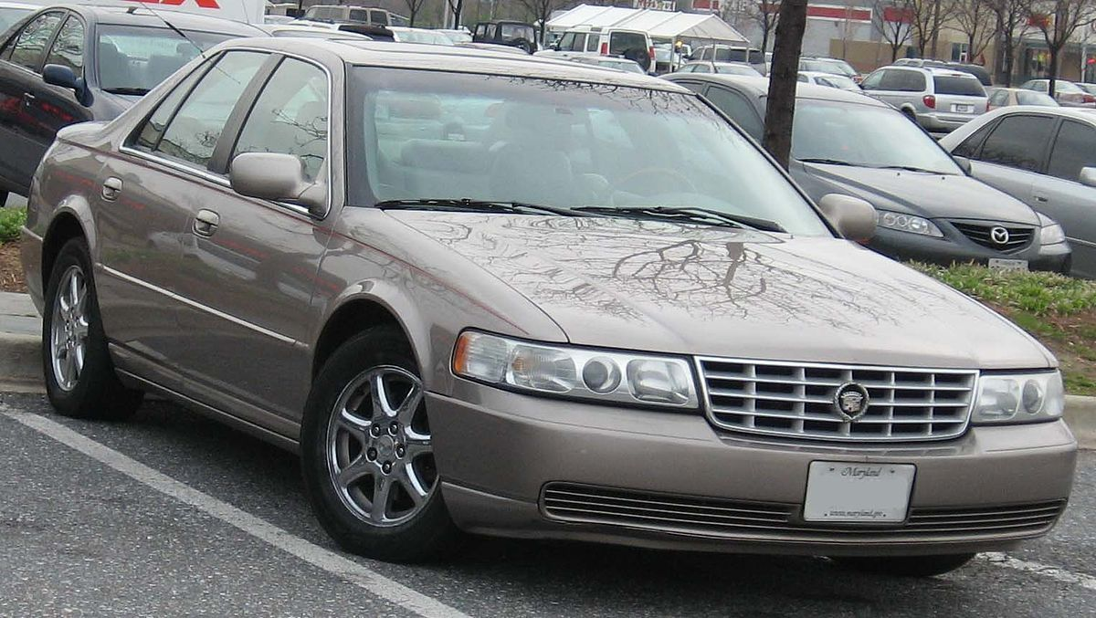 Image of CADILLAC SEVILLE