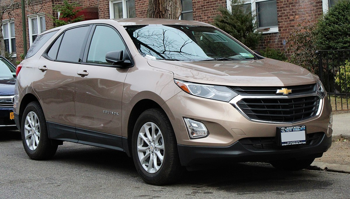 Image of CHEVROLET EQUINOX
