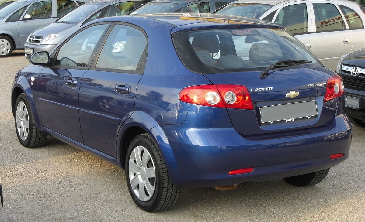 Image of CHEVROLET LACETTI