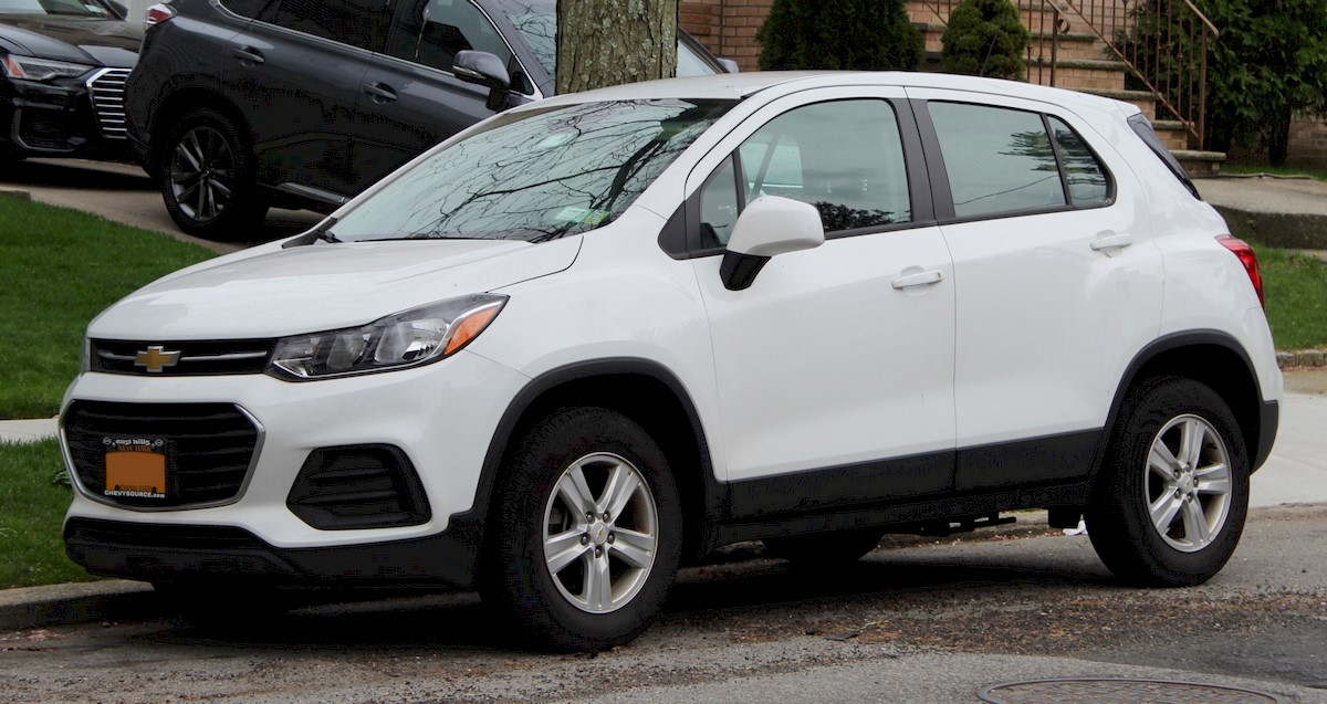 Image of CHEVROLET TRAX