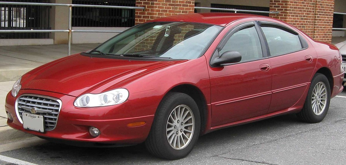 Image of CHRYSLER CONCORDE