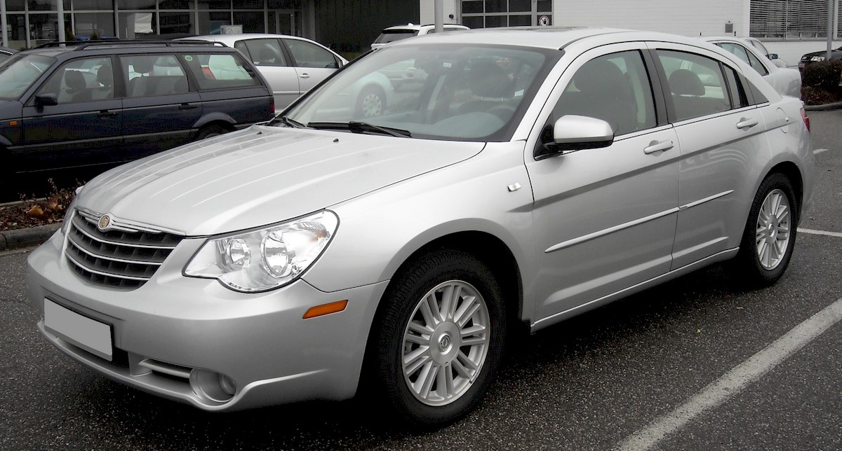 Image of CHRYSLER SEBRING