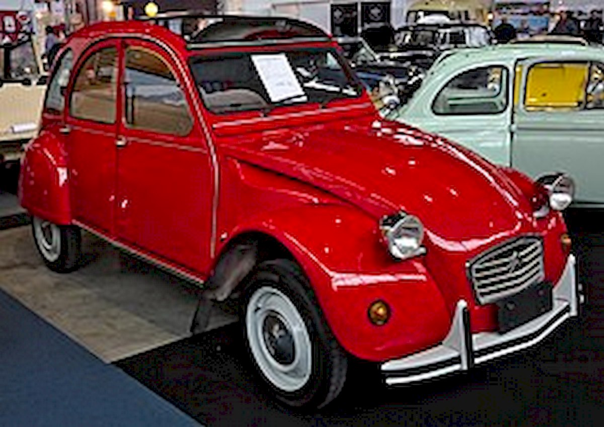 Image of CITROEN 2CV