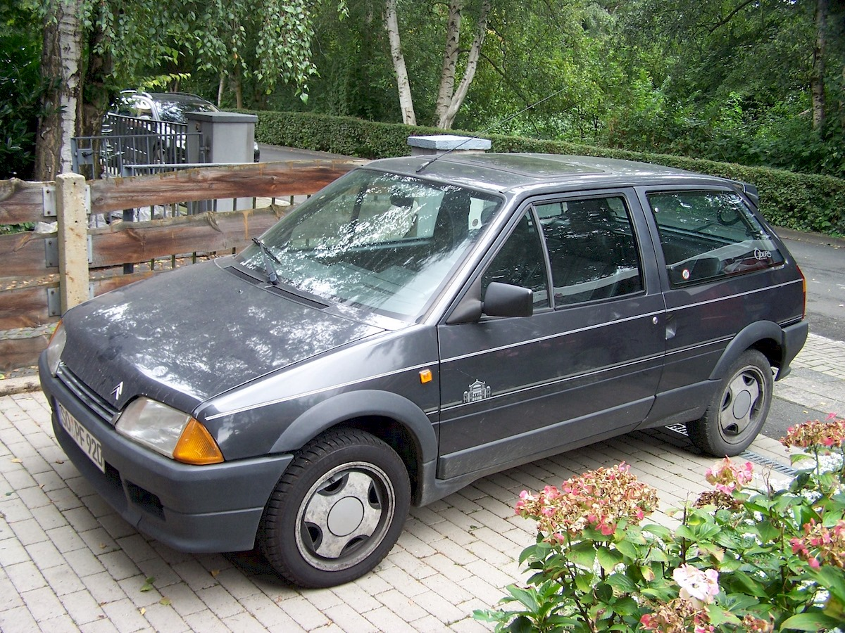 Image of CITROEN AX