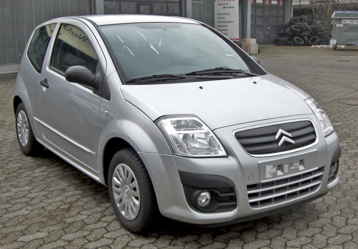 Image of CITROEN C2