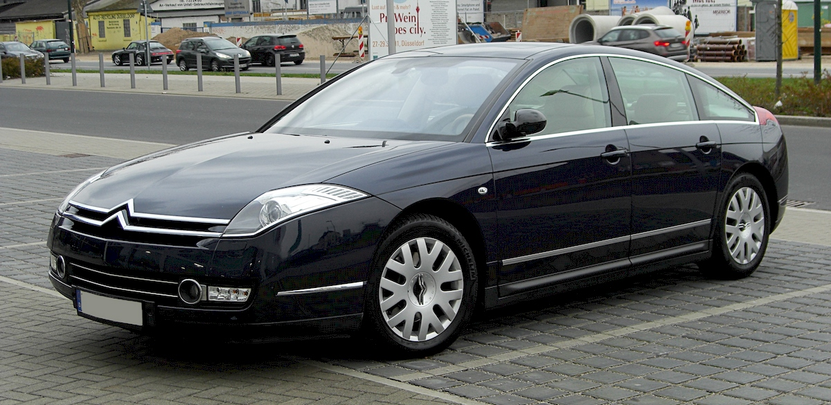 Image of CITROEN C6