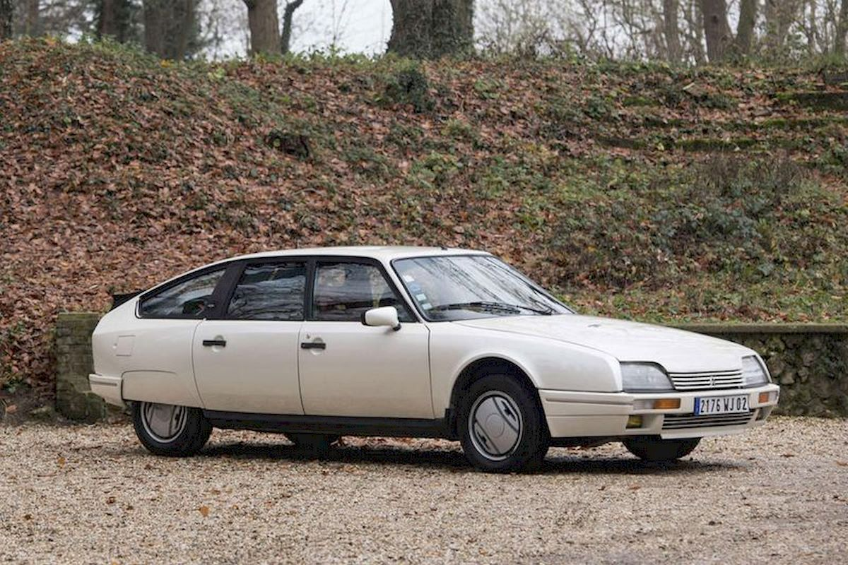 Image of CITROEN CX