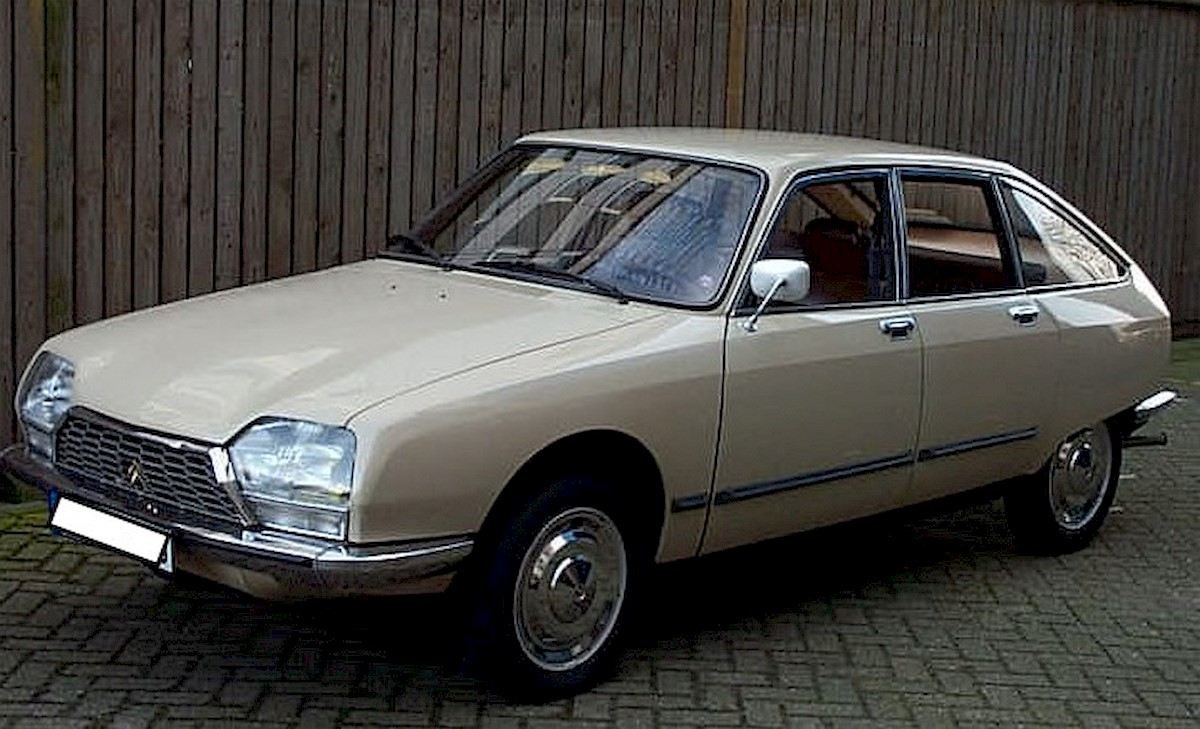 Image of CITROEN GSA