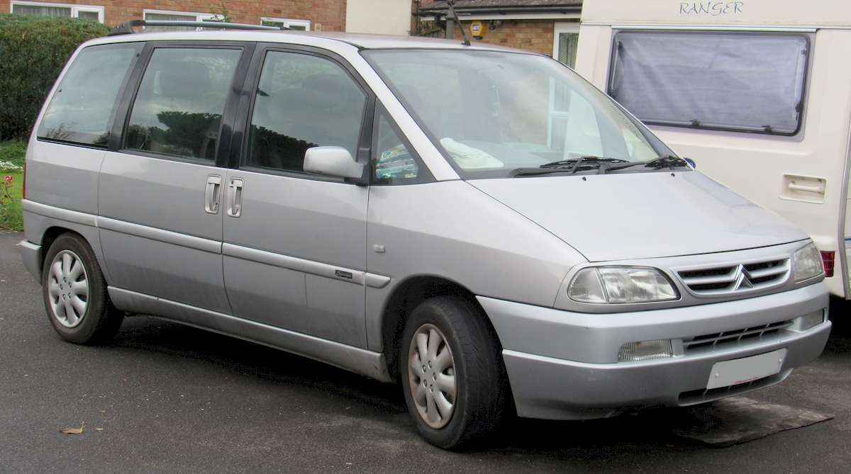 Image of CITROEN SYNERGIE