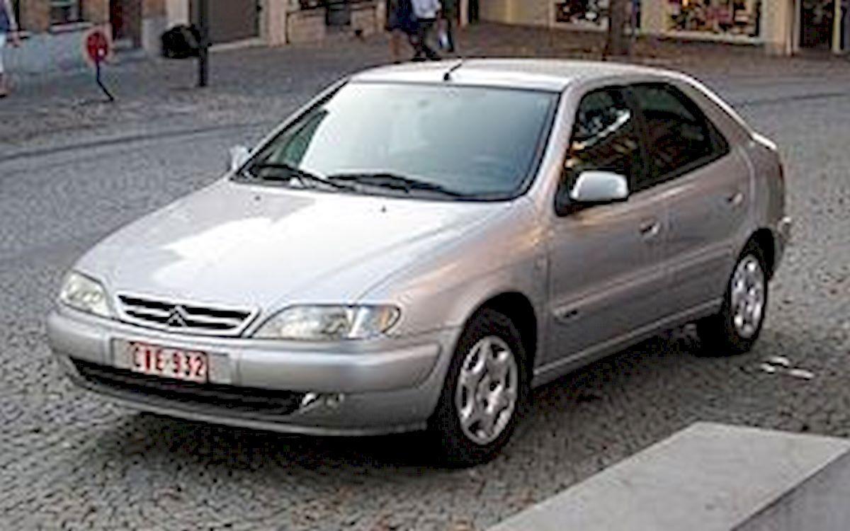 Image of CITROEN XSARA