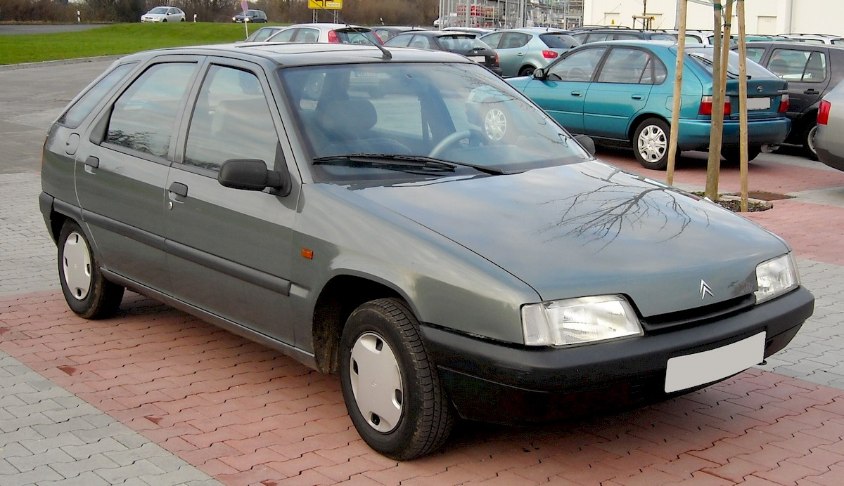 Image of CITROEN ZX