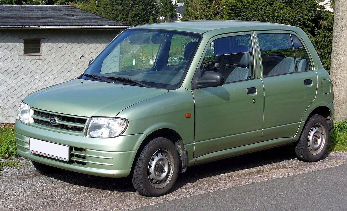 Image of DAIHATSU CUORE