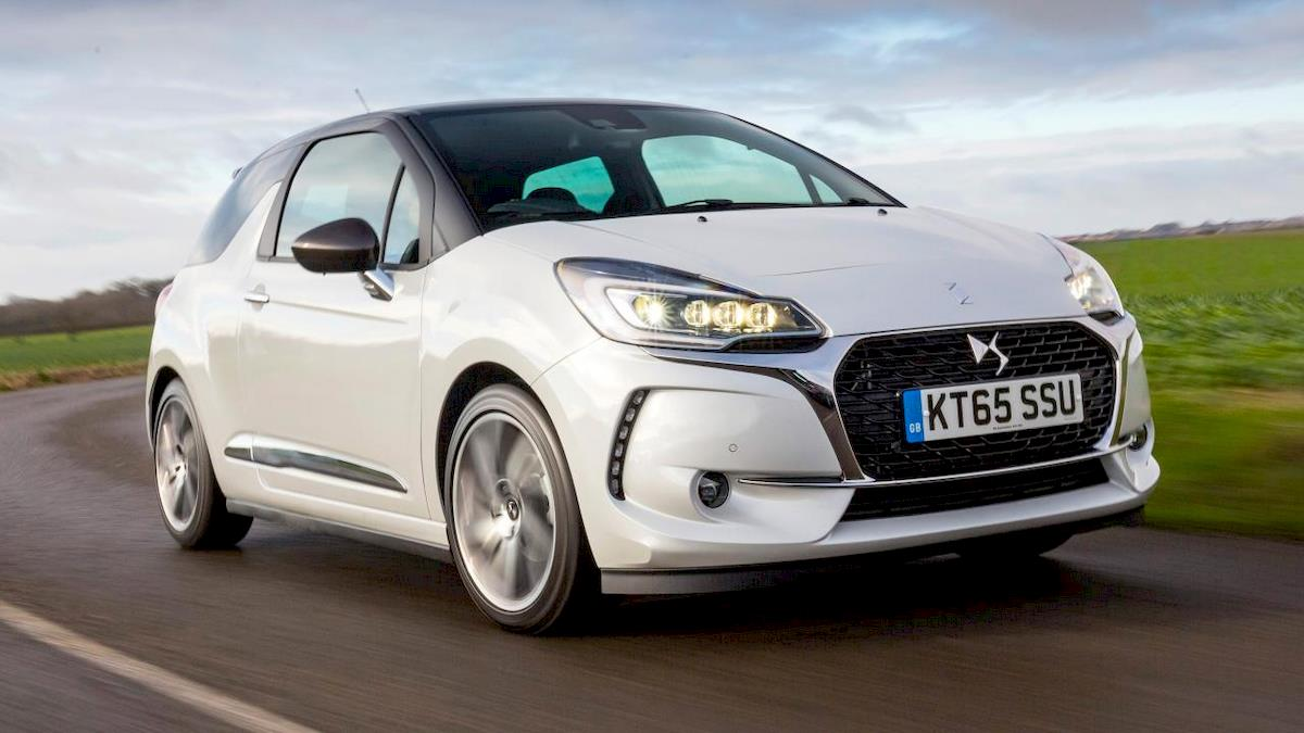 Image of DS DS3