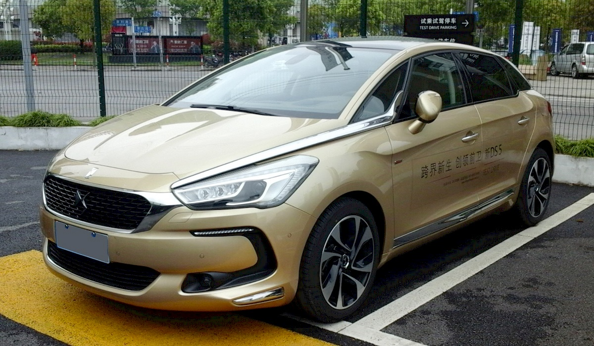 Image of DS DS5