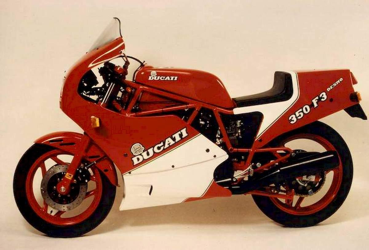 Image of DUCATI 350 F 3