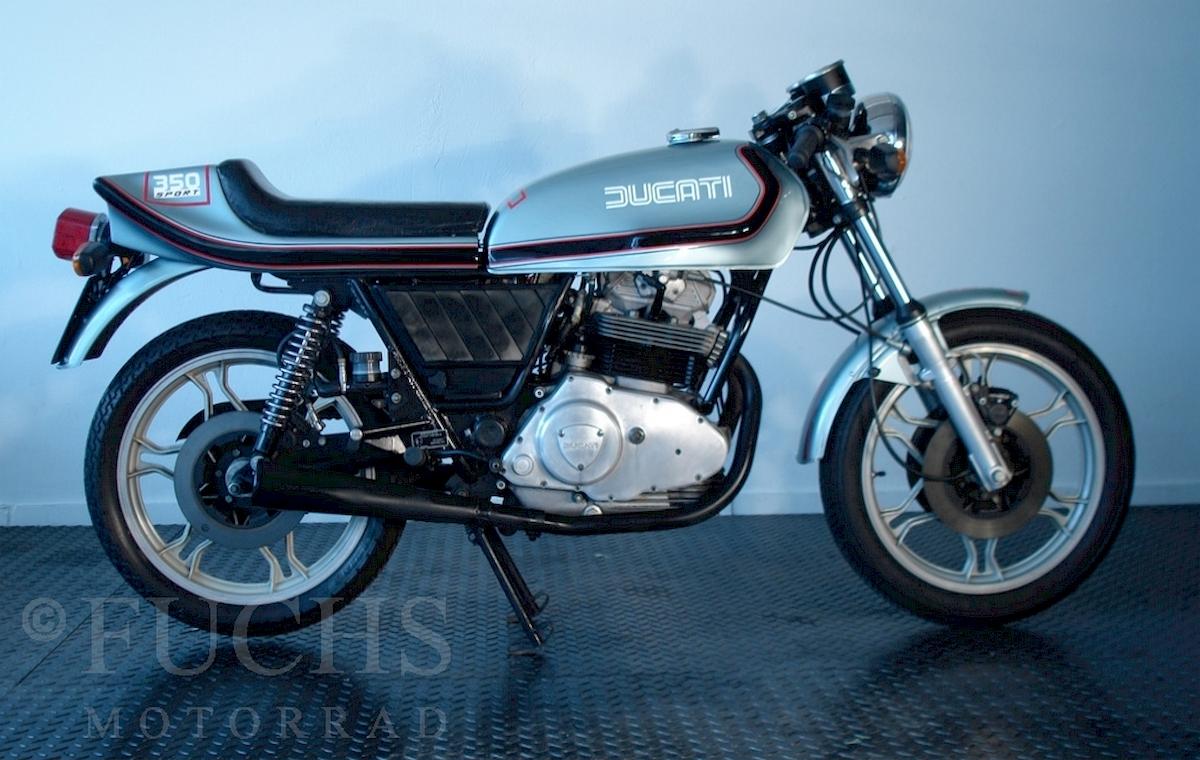 Image of DUCATI 350 S DESMO
