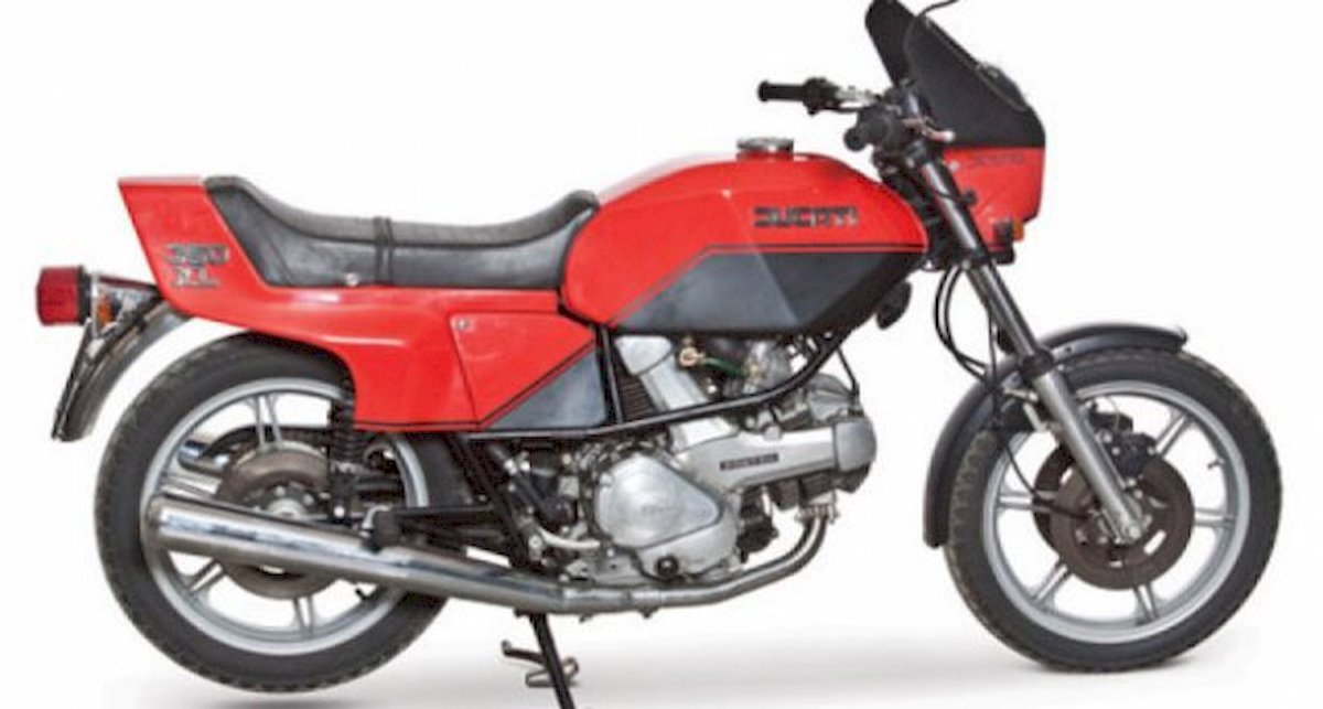 Image of DUCATI 350 XL