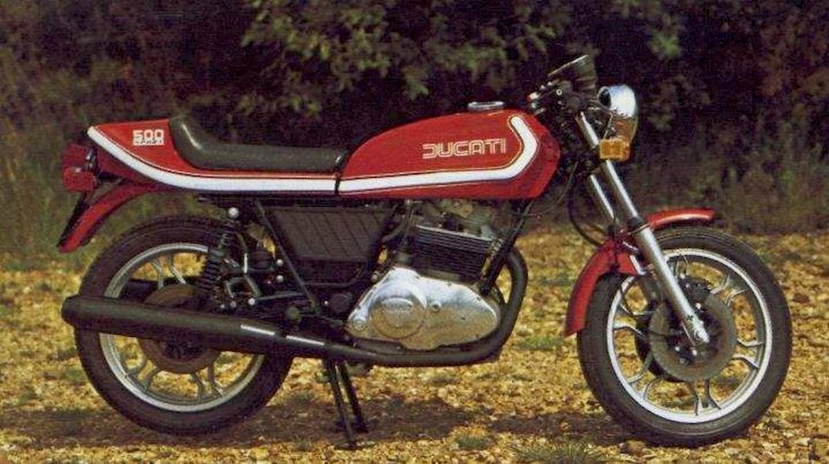 Image of DUCATI 500 S DESMO