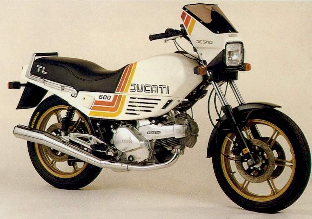 Image of DUCATI 600 TL