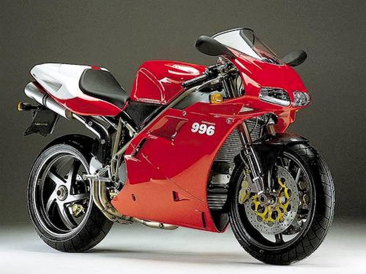 Image of DUCATI 996