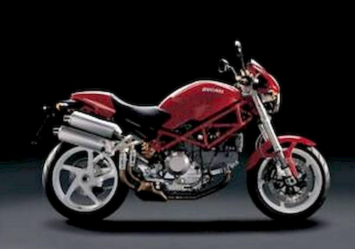 Image of DUCATI MONSTER 1000