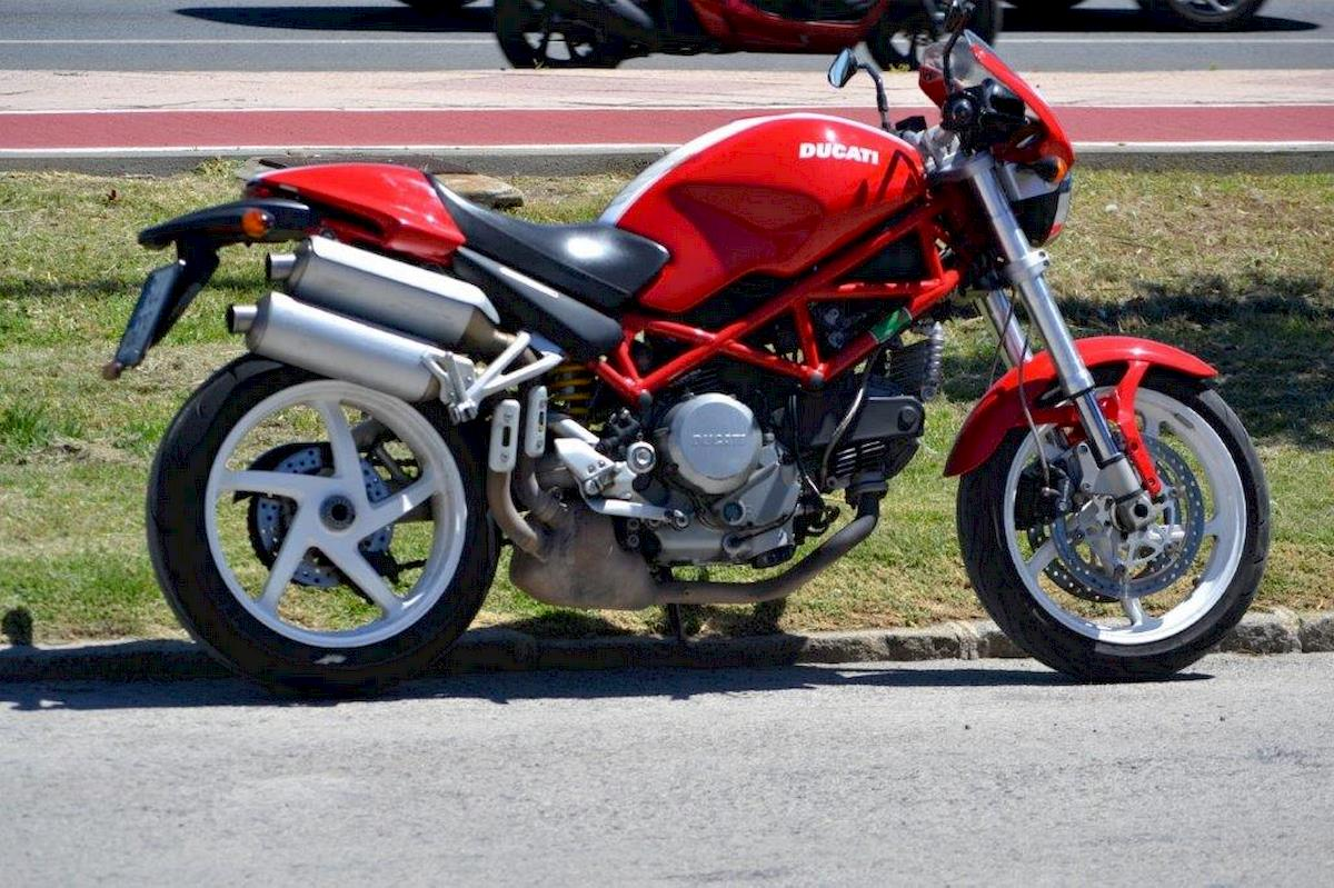 Image of DUCATI MONSTER S2R
