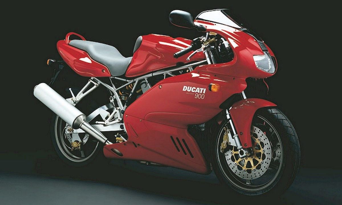 Image of DUCATI SS 900