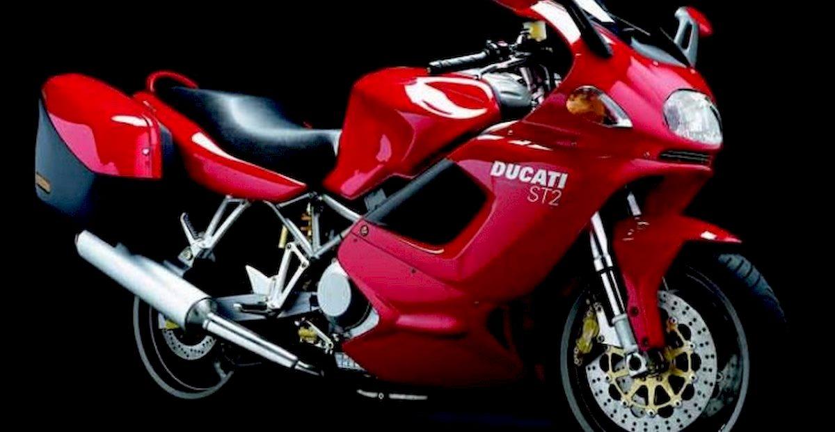 Image of DUCATI ST4