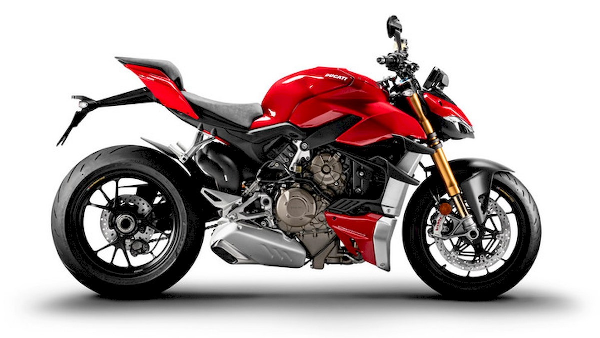 Image of DUCATI STREETFIGHTER