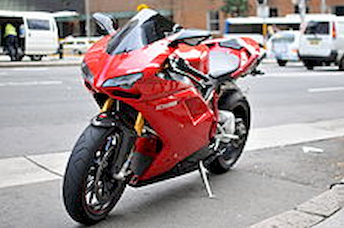 Image of DUCATI SUPERBIKE 1098