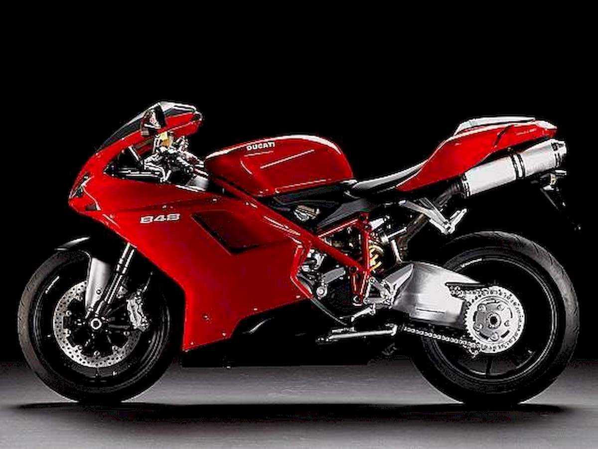Image of DUCATI SUPERBIKE 848