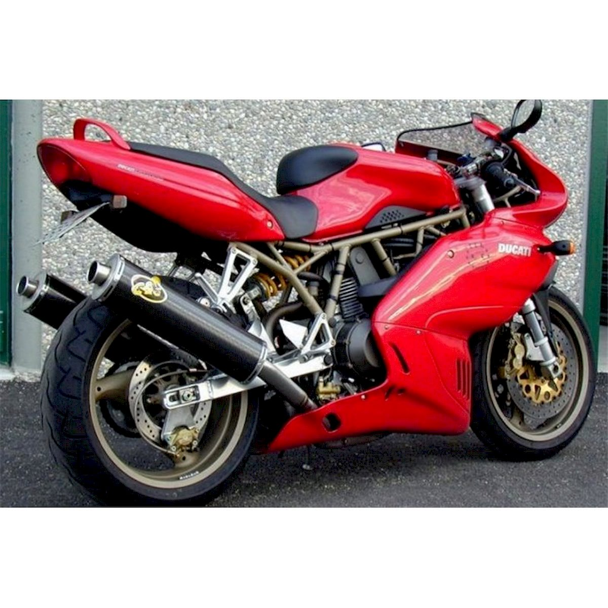 Image of DUCATI SUPERSPORT 800