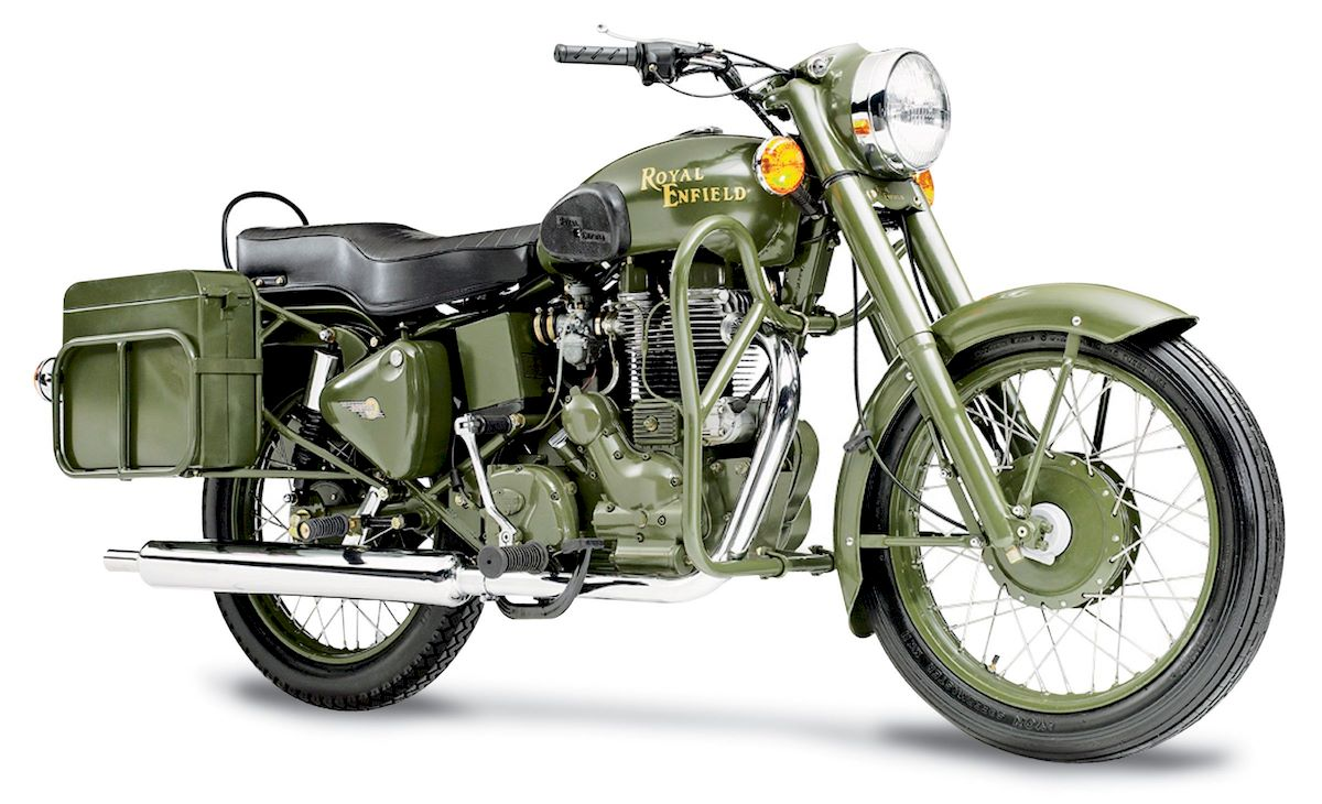 Image of ENFIELD BULLET MILITARY