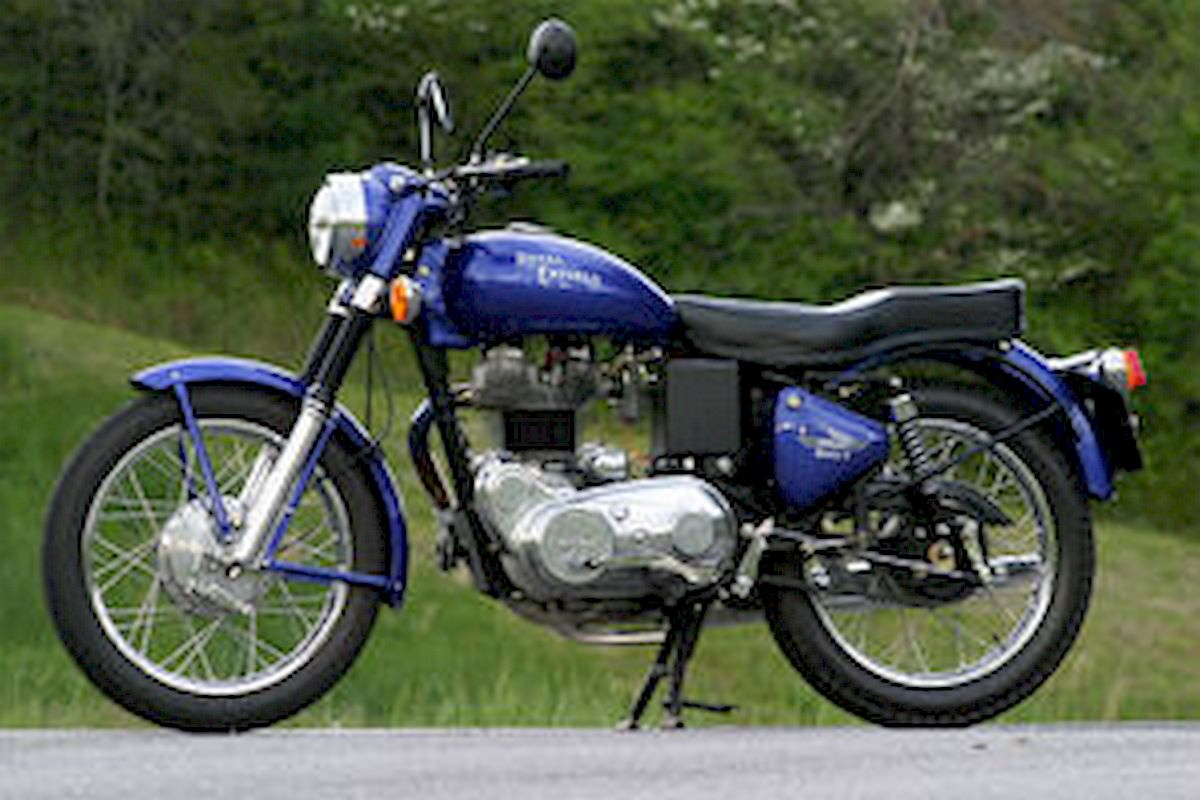 Image of ENFIELD BULLET SIXTY-5