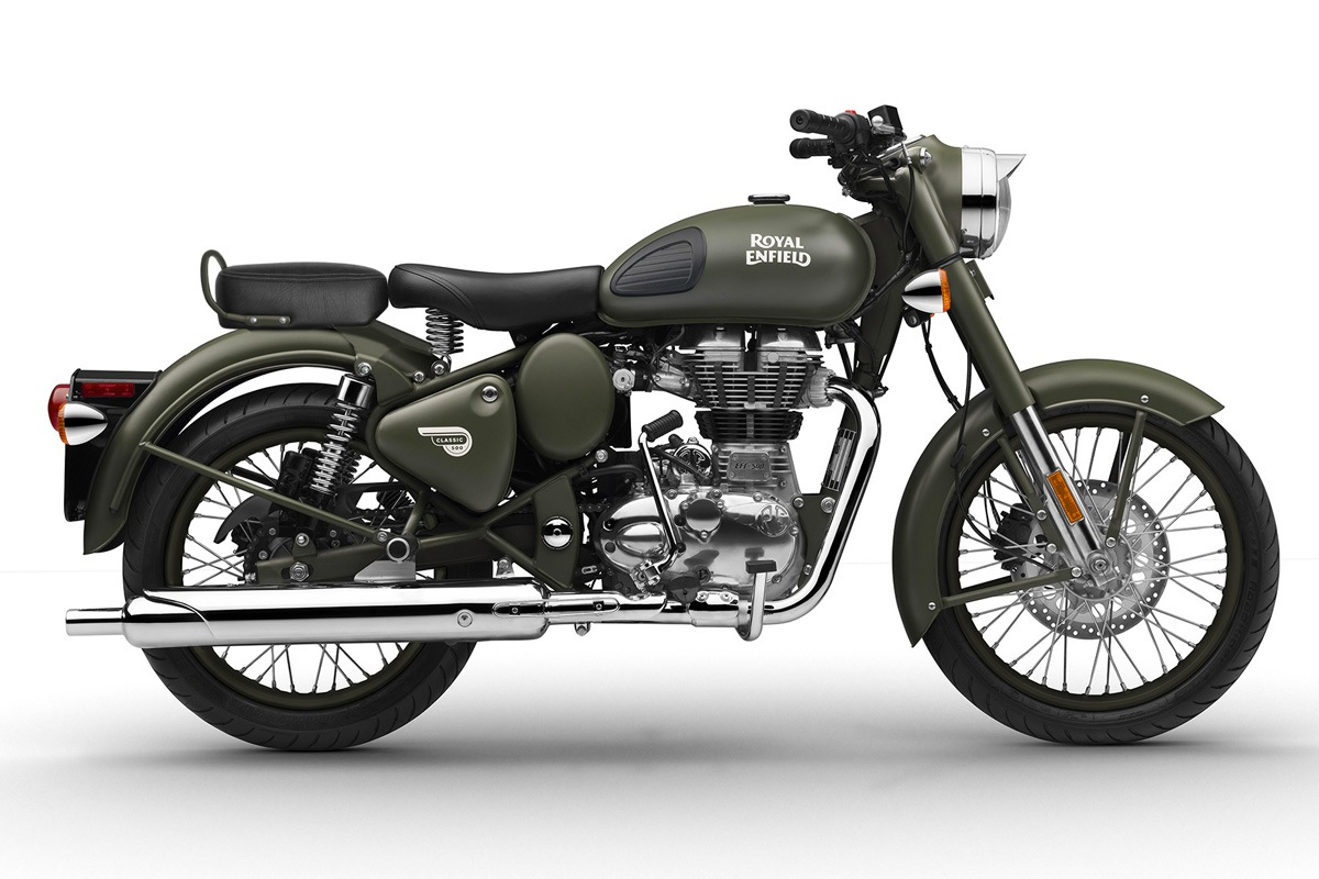 Image of ENFIELD CLASSIC BATTLE GREEN