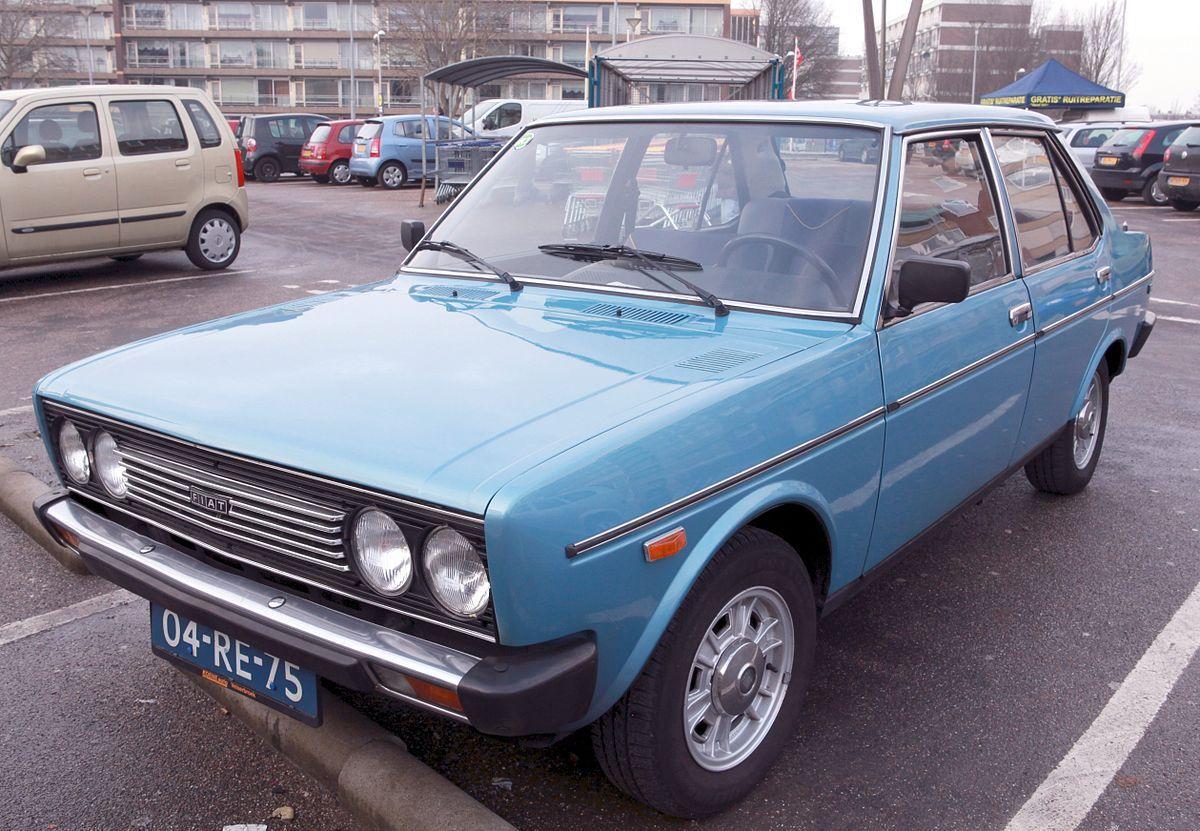 Image of FIAT 131
