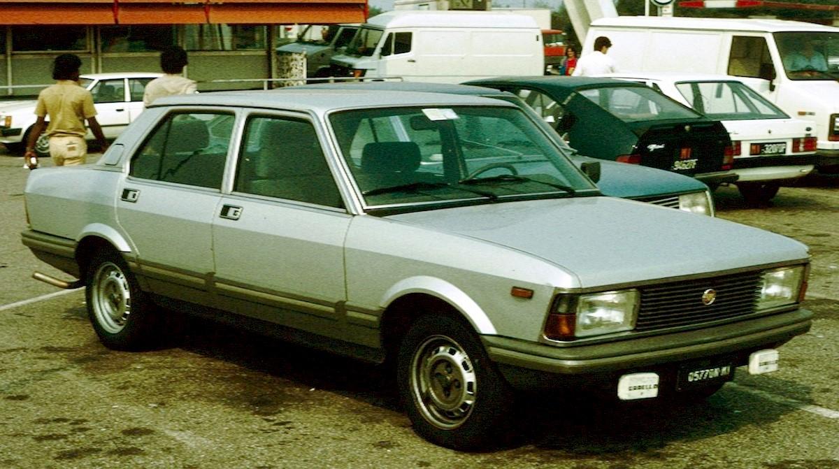 Image of FIAT ARGENTA
