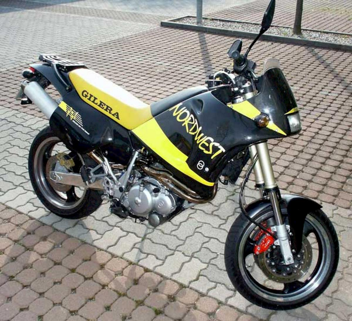 Image of GILERA 600 NORDWEST (REDUCED EFFECT)