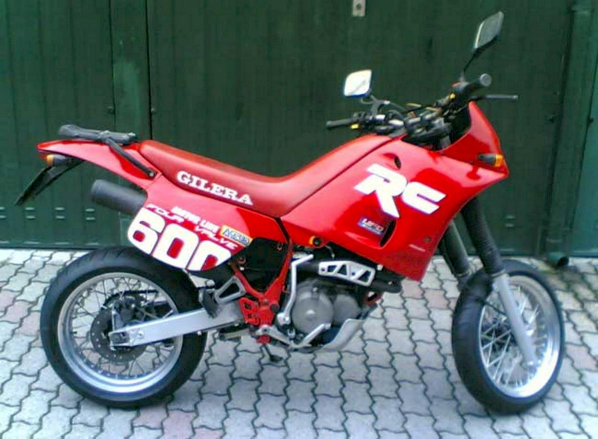 Image of GILERA RC 600 C (REDUCED EFFECT)