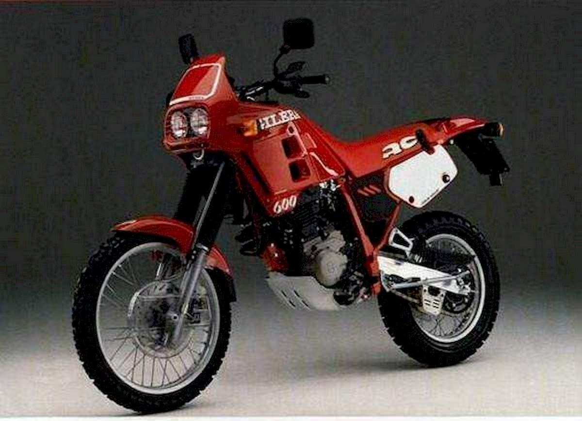 Image of GILERA RC 600 C