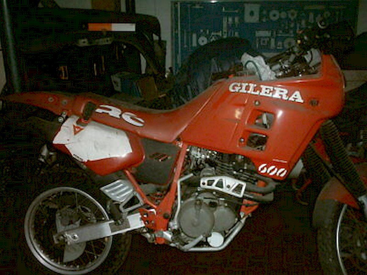 Image of GILERA RC 600