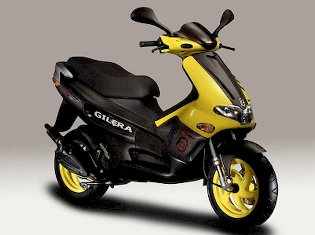 Image of GILERA RUNNER PURE JET 50
