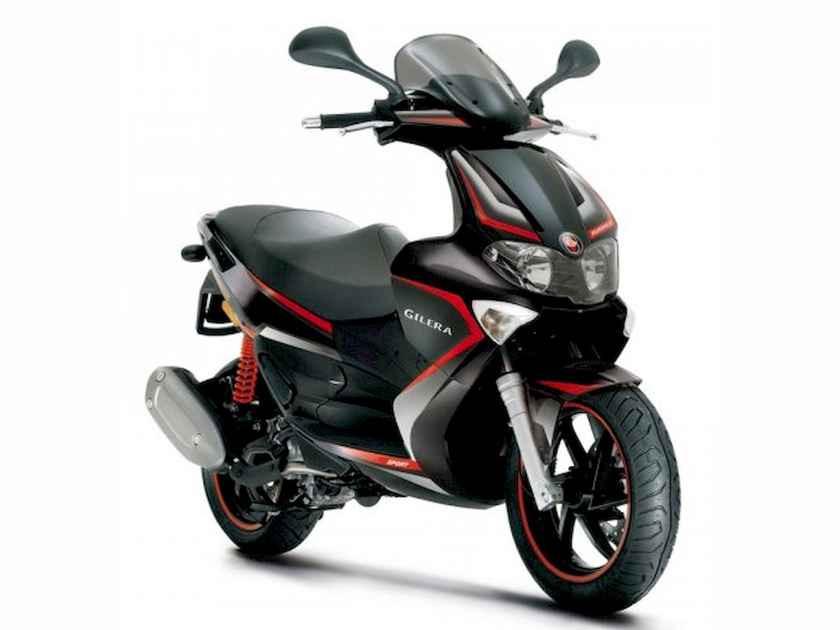 Image of GILERA RUNNER ST 125