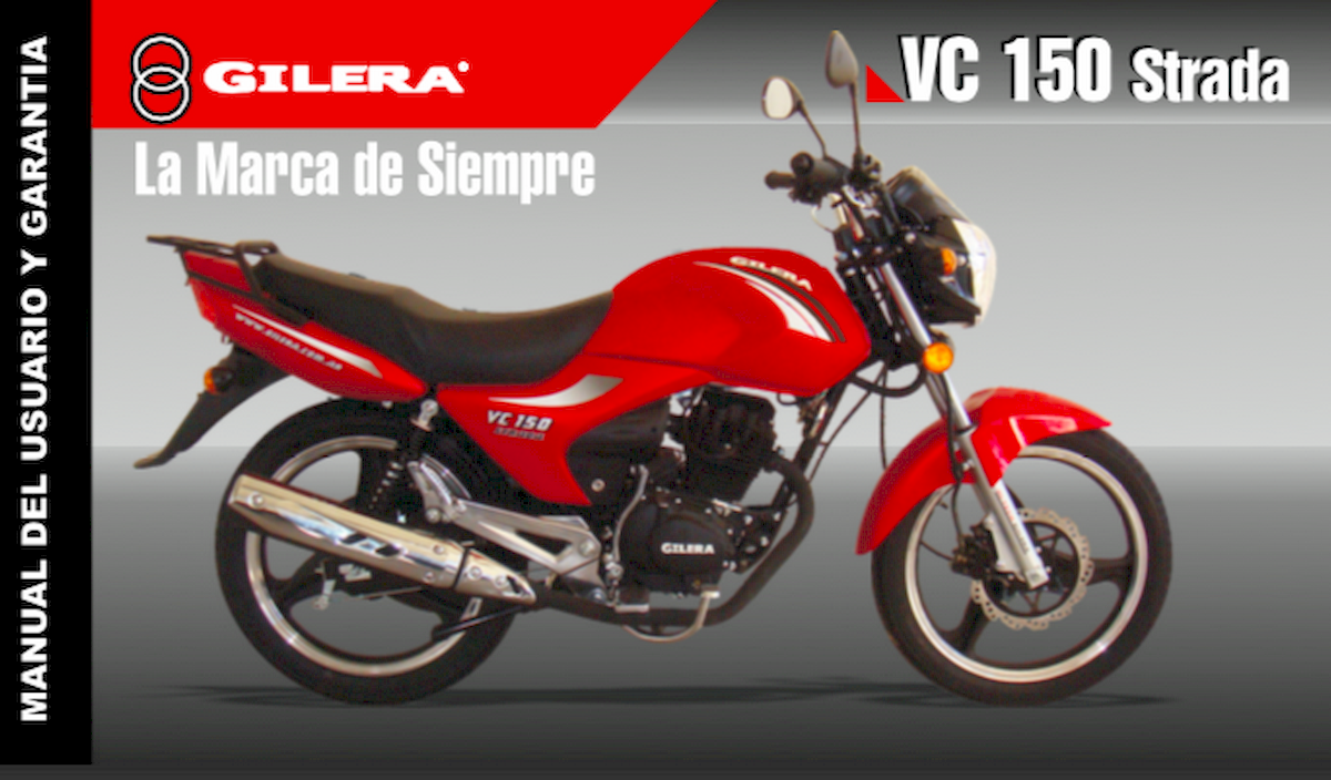 Image of GILERA VC 150 STRADA