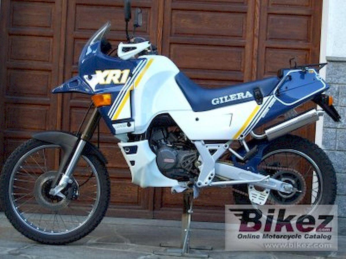 Image of GILERA XR1-125