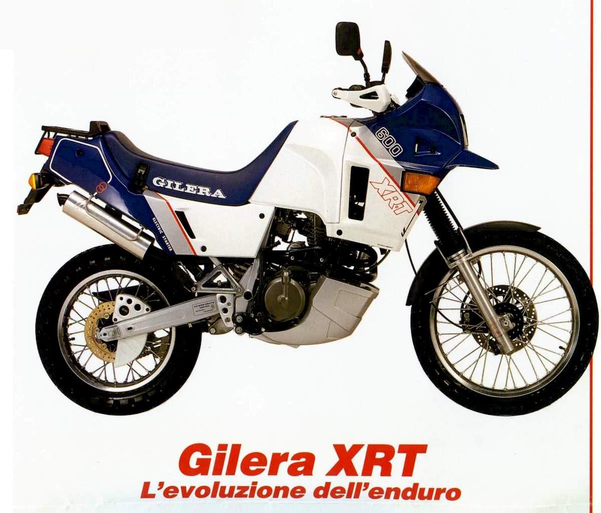 Image of GILERA XRT 600
