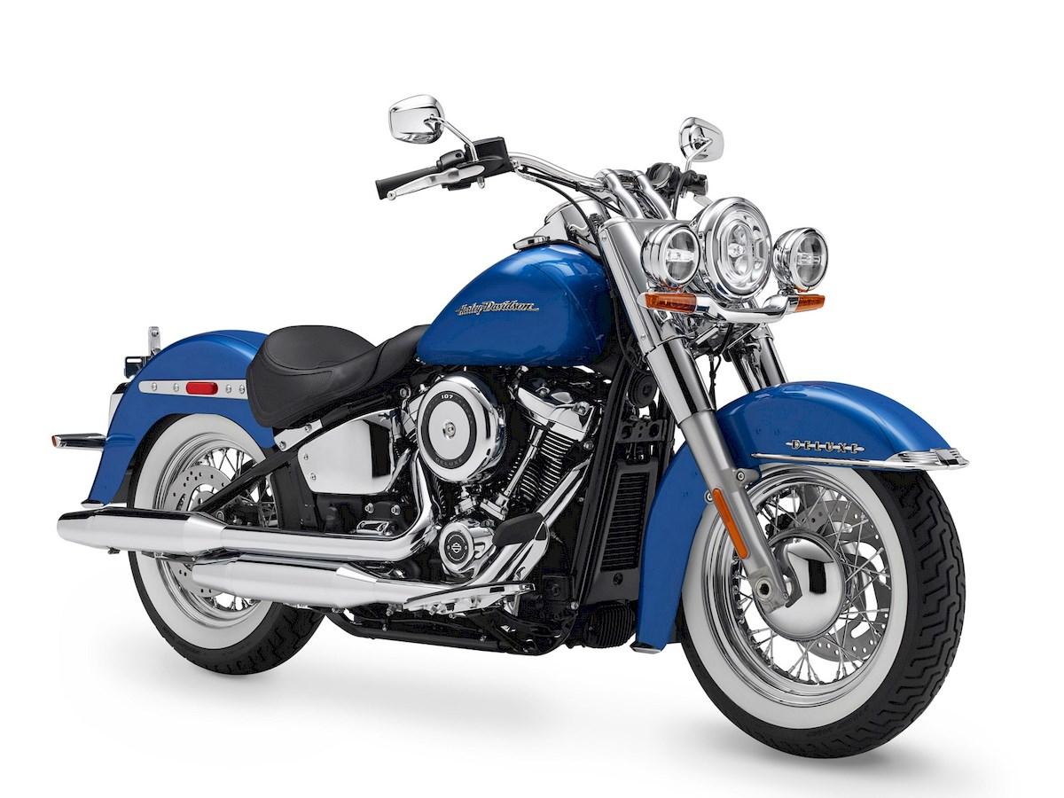 Image of HARLEY DAVIDSON DELUXE