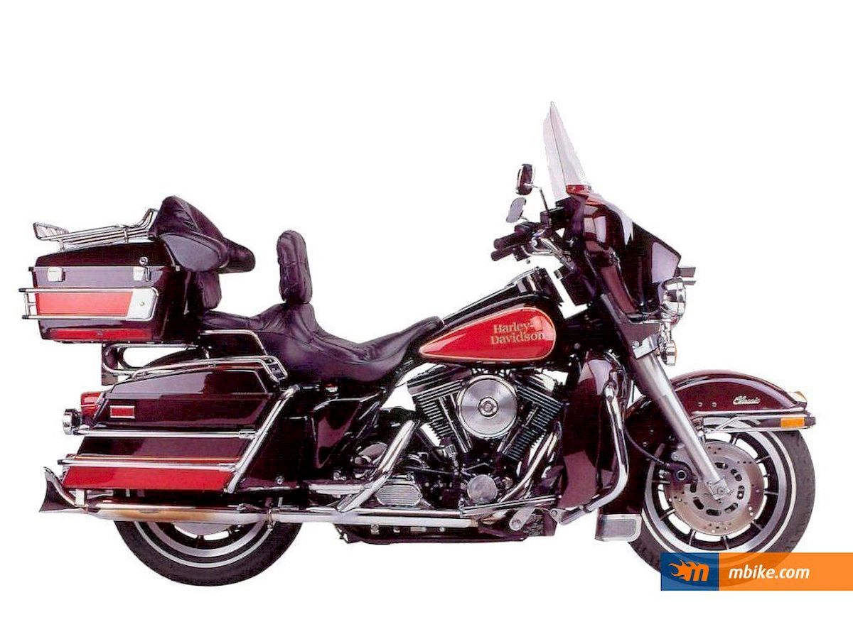 Image of HARLEY DAVIDSON FLHC 1340 ELECTRA GLIDE CLASSIC