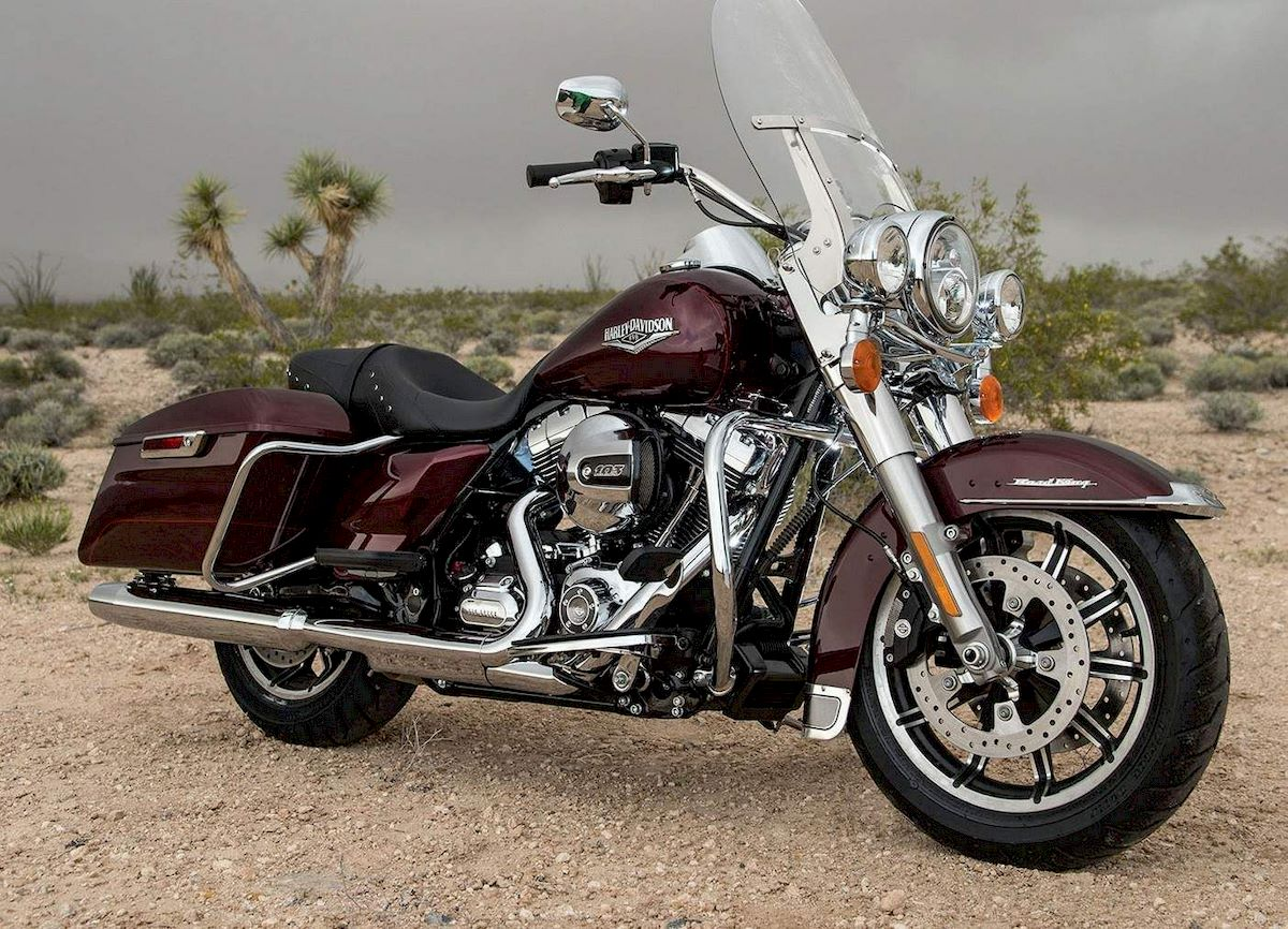 Image of HARLEY DAVIDSON FLHR ROAD KING